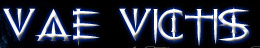 Vae Victis - Logo