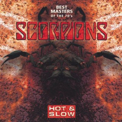 Scorpions - Hot & Slow - Best Masters of the 70's