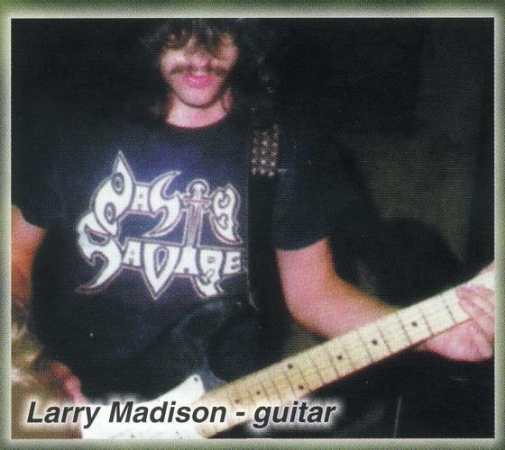 Larry Madison