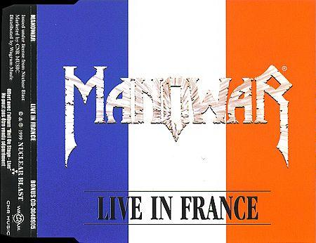 Manowar - Live in France