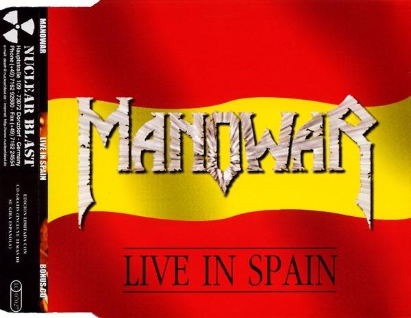 Manowar - Live in Spain