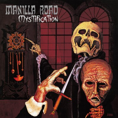 Manilla Road - Mystification