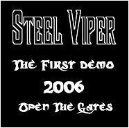 Steel Viper - Open the Gates