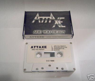 Attaxe - Are You Ready