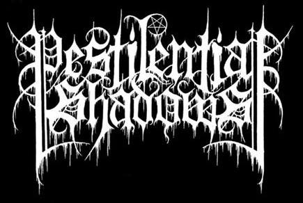 Pestilential Shadows - Logo