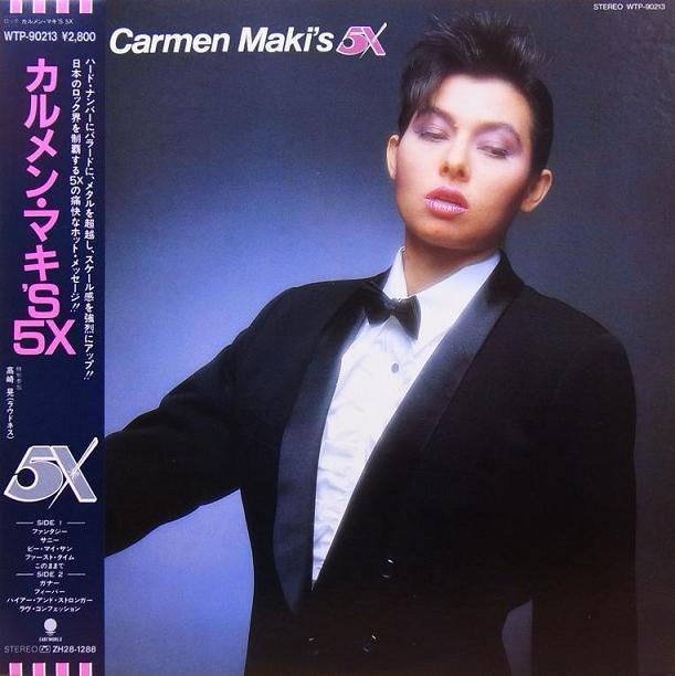 5X - Carmen Maki's 5X