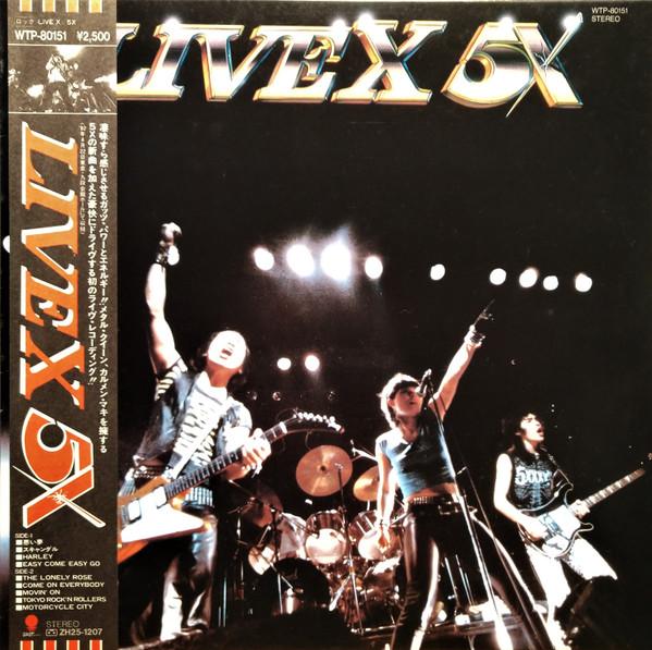 5X - Live X