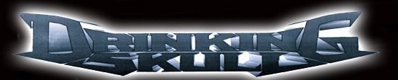 Drinking Skull - Logo