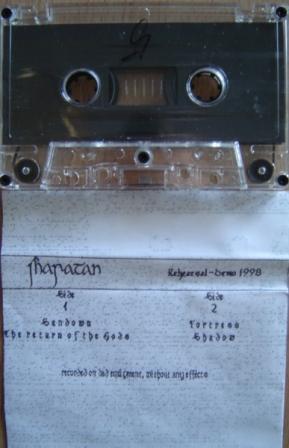 Sharatan - Rehearsal-Demo 1998