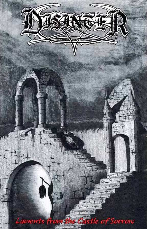 Disinter - Laments from the Castle of Sorrow