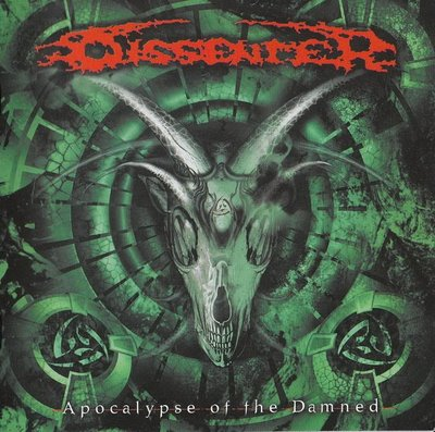 Dissenter - Apocalypse of the Damned