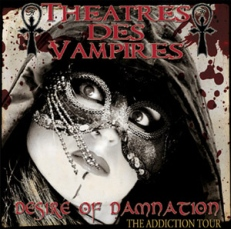Theatres des Vampires - Desire of Damnation