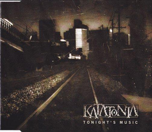 Katatonia - Tonight's Music