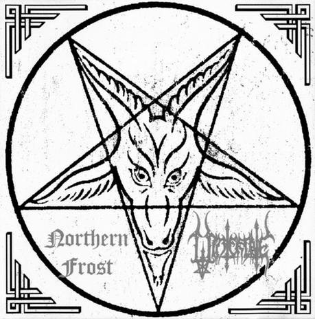 Wintergate / Northern Frost - ...of Darkness and Hate