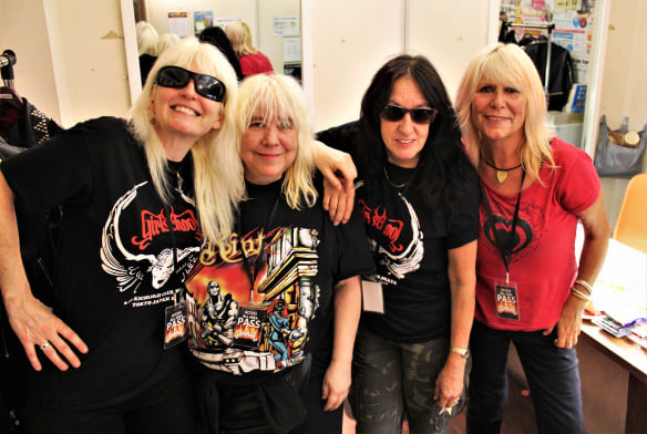 Girlschool - Photo