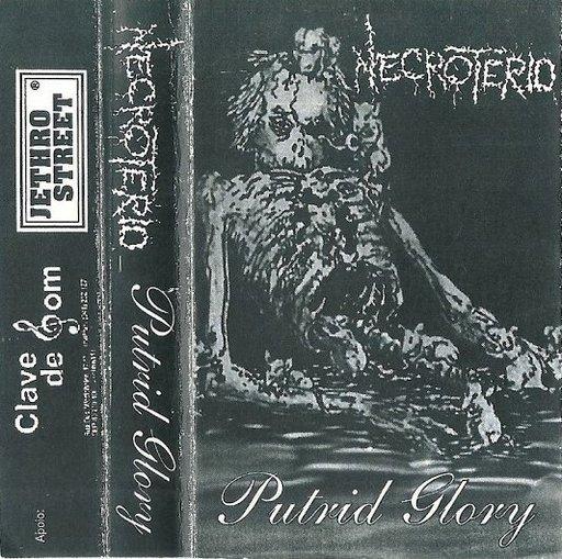 Necrotério - Putrid Glory