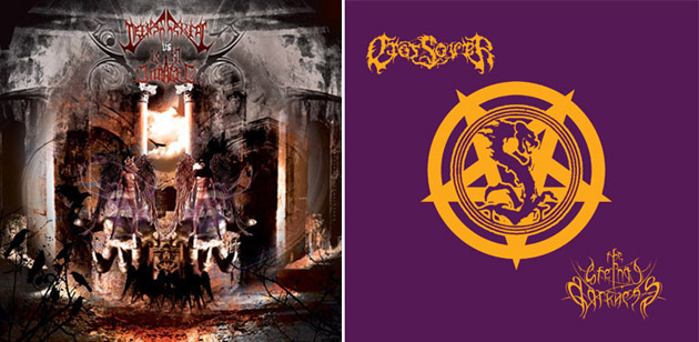 Crossover / Lord Impaler / The Eternal Darkness / Nethescerial - The Ascending Novelty