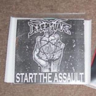 Deceptor - Start the Assault