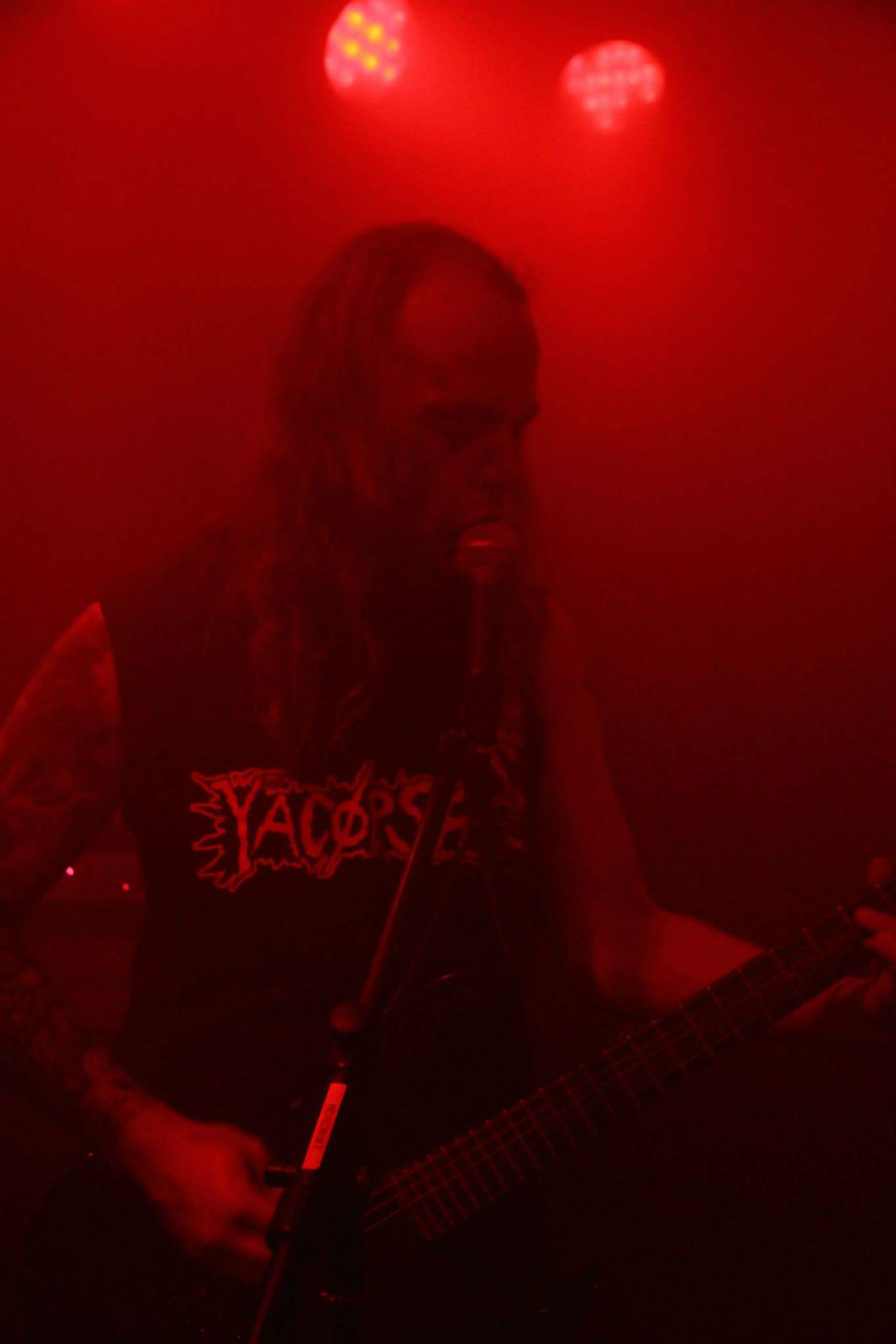 Chanting Ghoul of Ravenous Redemption