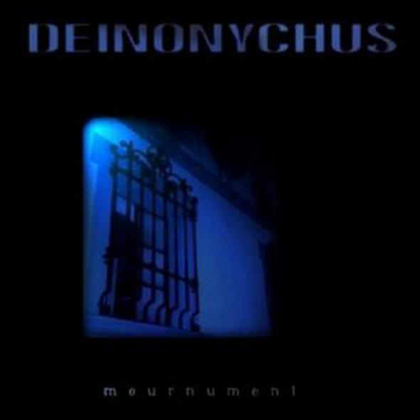 Deinonychus - Mournument