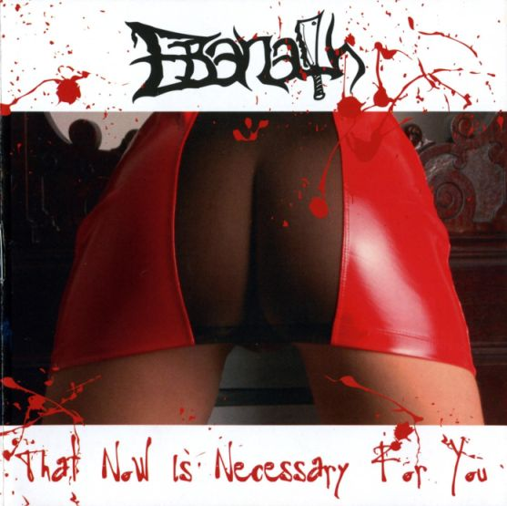 Ebanath - That Now Is Necessary for You