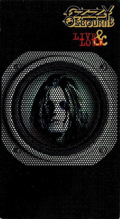 Ozzy Osbourne - Live & Loud