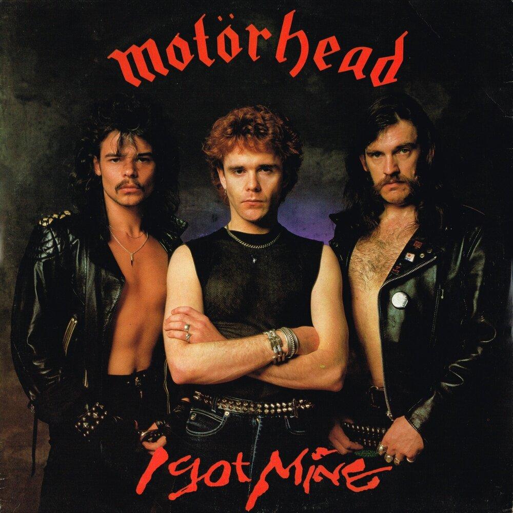 Motörhead - I Got Mine c/w Turn You Round Again