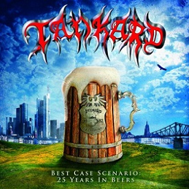 Tankard - Best Case Scenario: 25 Years in Beers