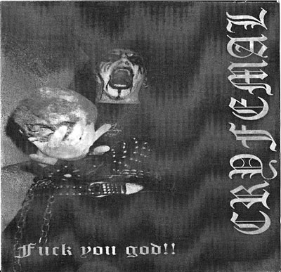 Cryfemal - Fuck You God!!