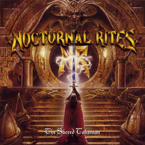 Nocturnal Rites - The Sacred Talisman