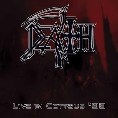 Death - Live in Cottbus '98