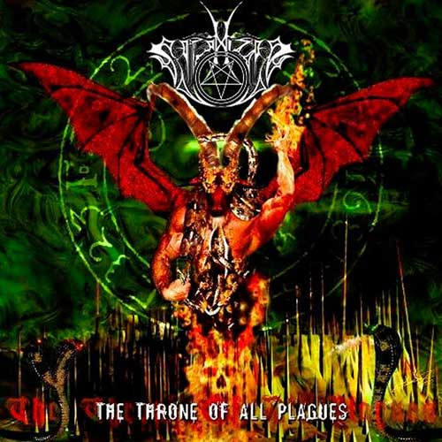 Satanizer - The Throne of All Plagues
