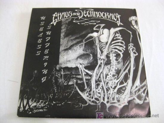 Chaos and Technocracy - Useless Suffering
