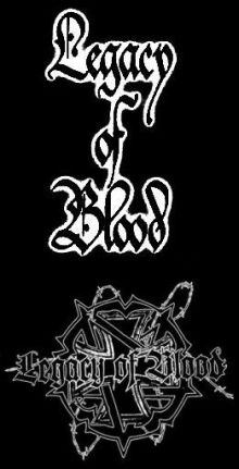 Legacy of Blood - Logo
