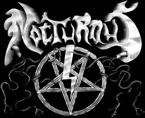 Nocturnus - Logo