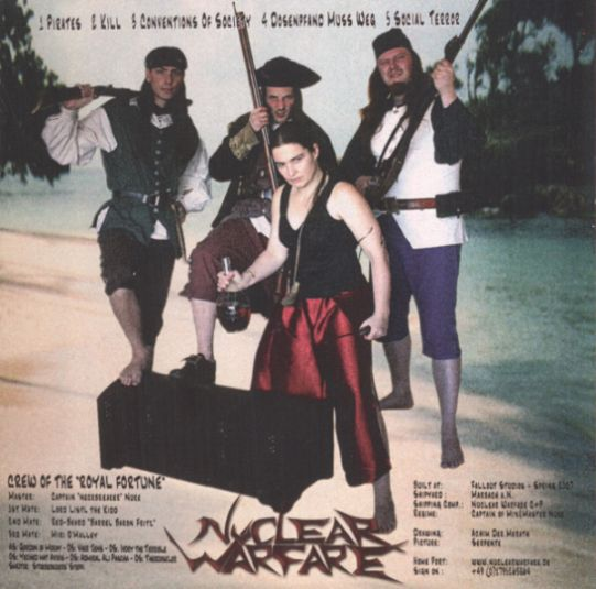 Nuclear Warfare - Royal Fortune