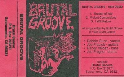 Brutal Groove - Demo 1992