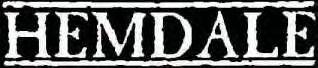Hemdale - Logo
