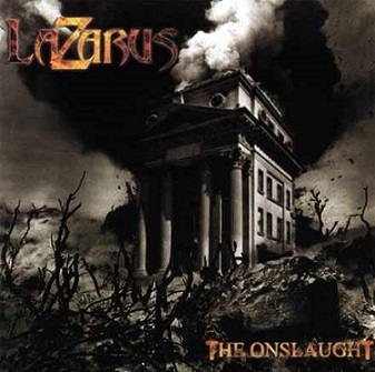 Lazarus A.D. - The Onslaught