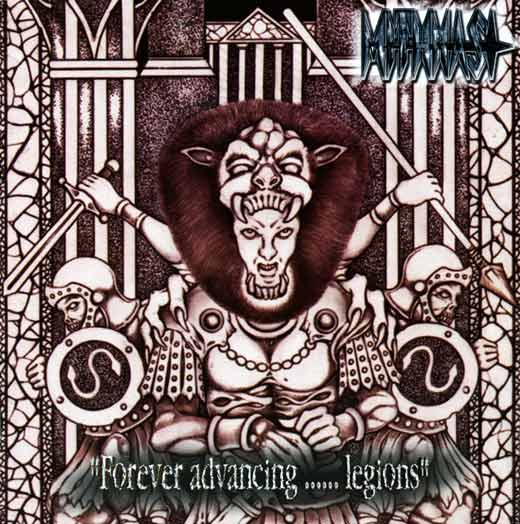 Mithras - Forever Advancing...... Legions