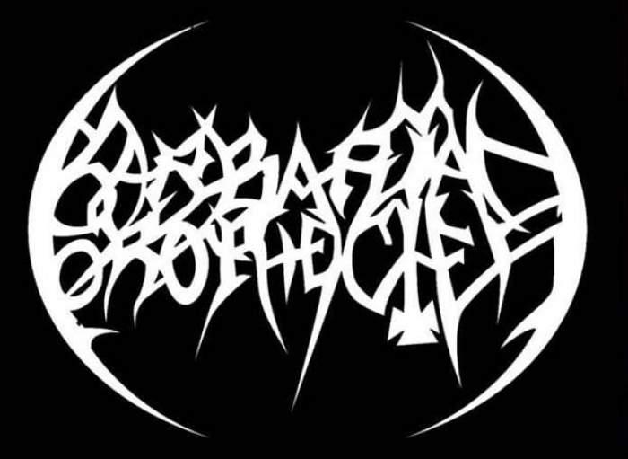 Barbarian Prophecies - Logo