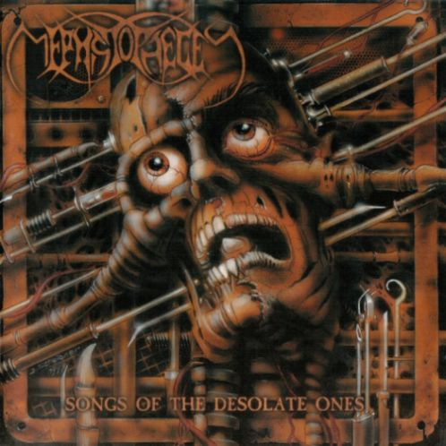 Mephistopheles - Songs of the Desolate Ones