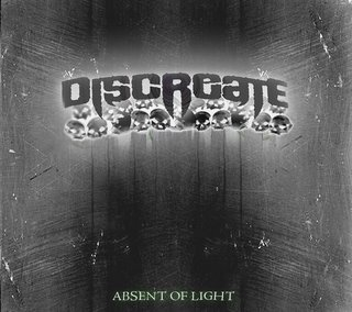 Discreate - Absent of Light