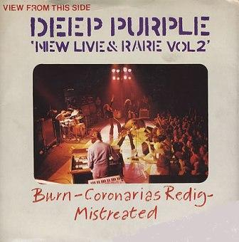 Deep Purple - New Live & Rare Vol. 2