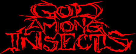 God Among Insects - Logo