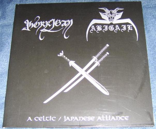 Morrigan / Abigail - A Celtic / Japanese Alliance