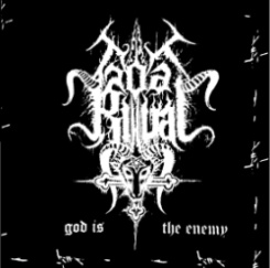 Goat Ritual - God Is the Enemy