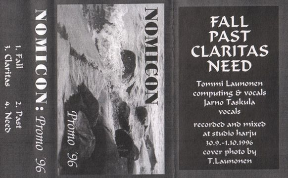 Nomicon - Promo '96