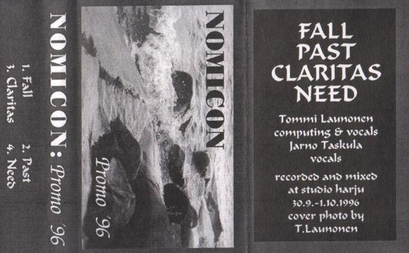Nomicon - Promo '96