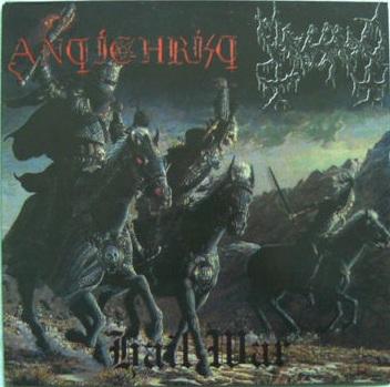 Antichrist / Vassago - Hail War!